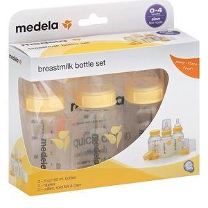 Medela 5oz bottles set of 3